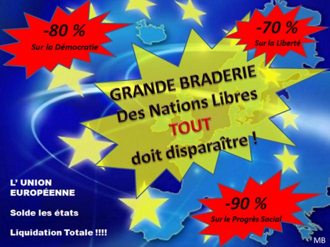 Union européenne dictature tyrannie