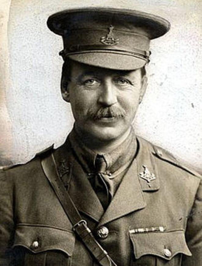 Sir Mark Sykes
