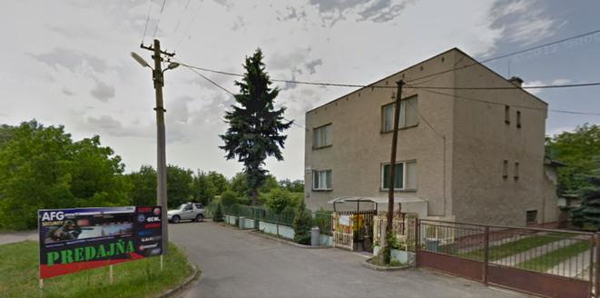 Le siège d'AFG, en Slovaquie, d'où provient l'arsenal de Coulibaly. © GoogleView