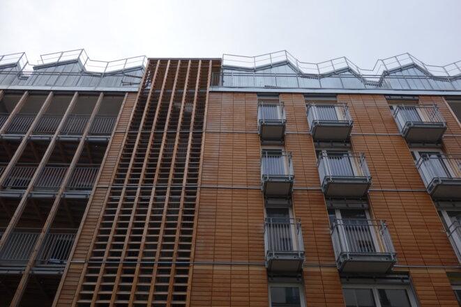 façade rue Bichat © sylviegroueff