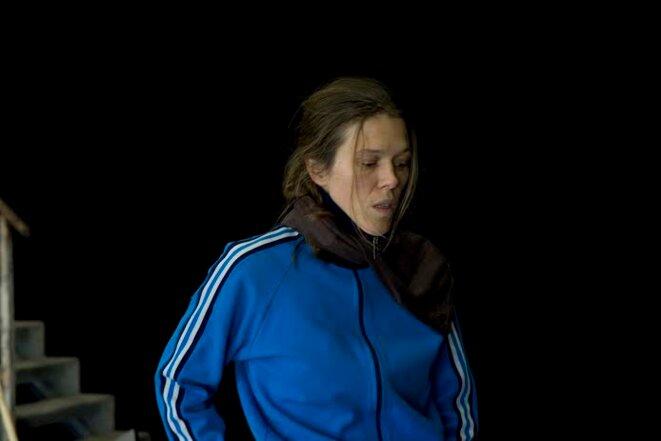 laurélie Riffault dans Jeanne Dark © Soraya Hocine