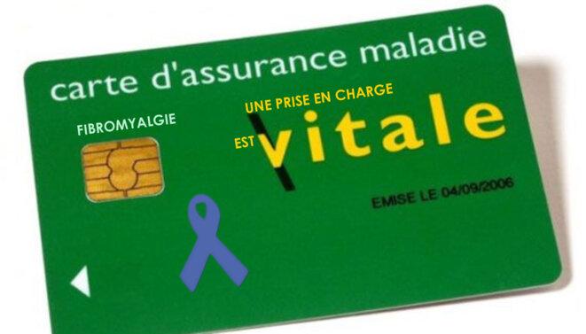 Fibromyalgie, une prise en charge, c'est VITAL ! © Collectif d'Associations Fibro'Actions