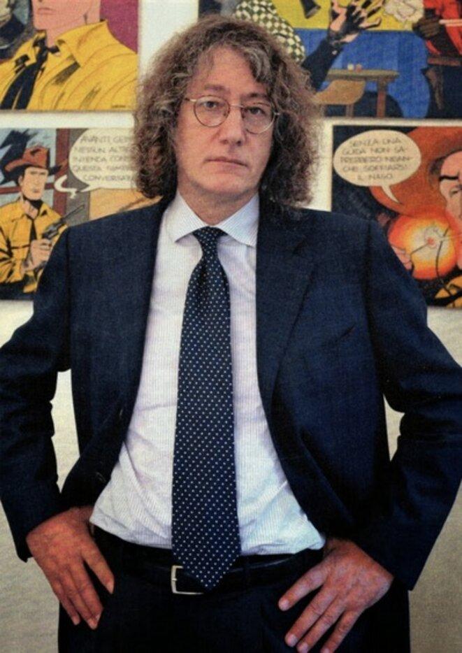 Roberto Casaleggio, le « gourou » du M5S © dr
