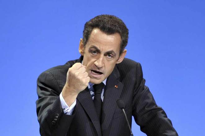 Soon to stand trial? Nicolas Sarkozy now has to wait to see if he is formally charged over corruption claims. © Reuters