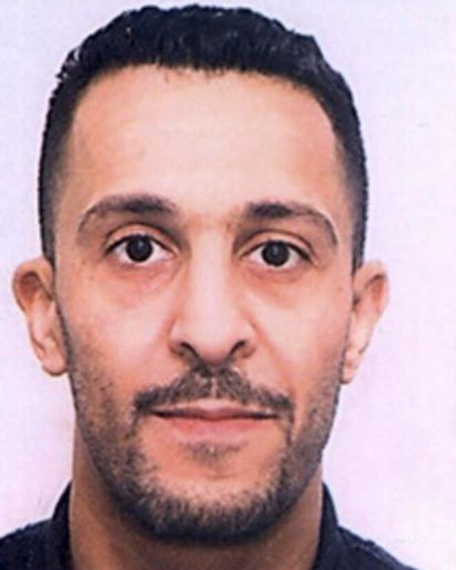 Brahim Abdeslam, frère aîné de Salah Abdeslam.