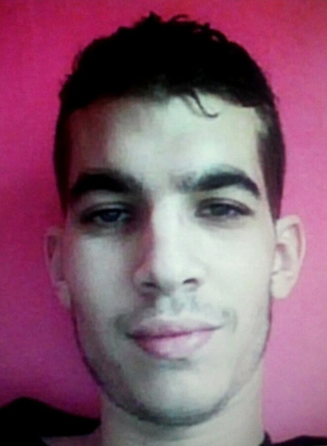 Ismaël Omar Mostefaï.
