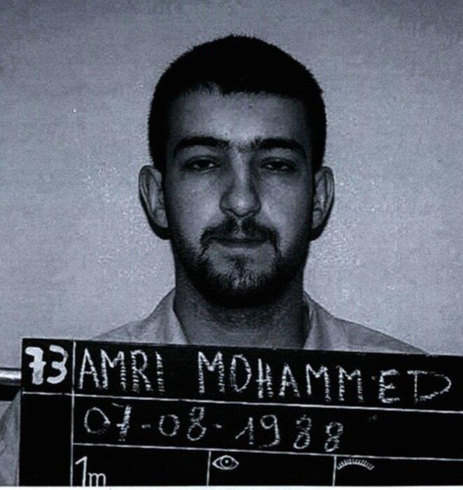 Mohammed Amri. © Mediapart