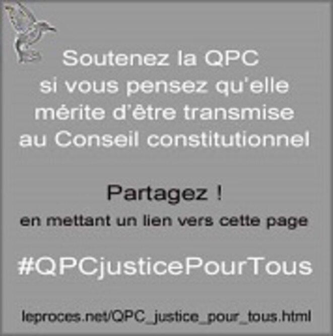 QPC justice Pour Tous © Josselyne Abadie