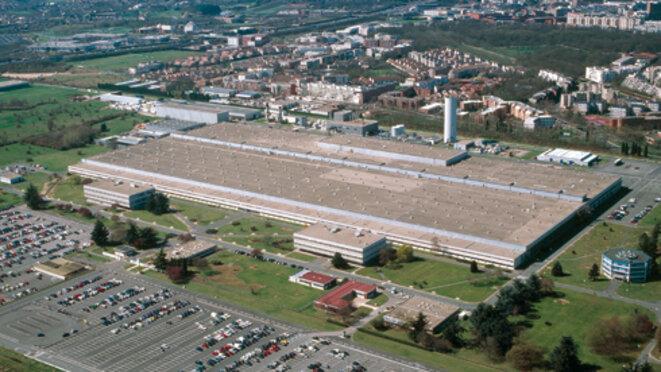 Avec ses 3 300 salariés, l'usine Safran implantée entre Corbeil et Évry (Essonne) est le premier employeur privé du fief politique de Manuel Valls © Safran