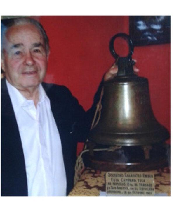La cloche des huit heures et Orlando Torrado