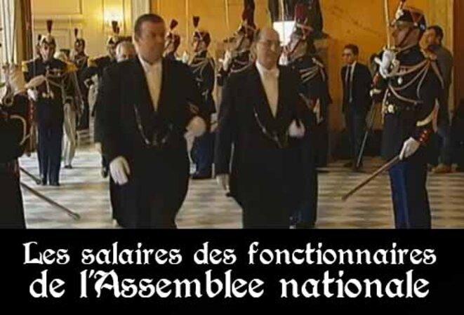 salaires-fonctionnaires-assemblee-nationale