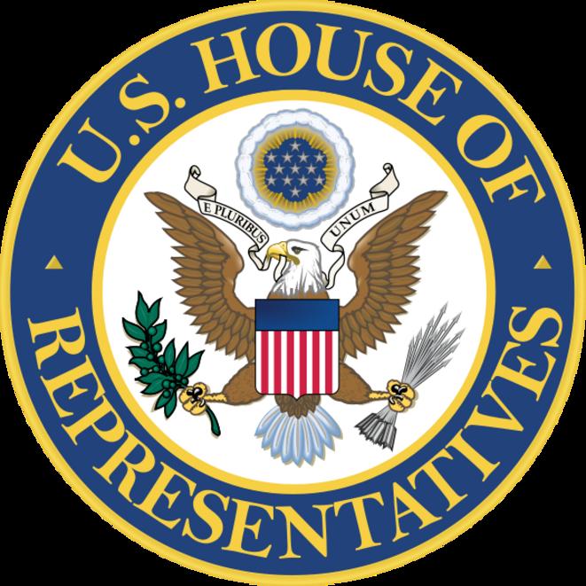 Sigle de la Chambre des Représentants du Congrès des États-Unis