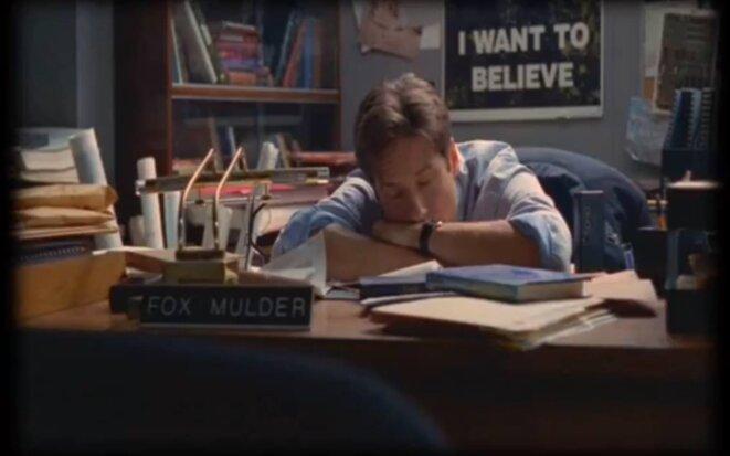 Fox Mulder, X Files