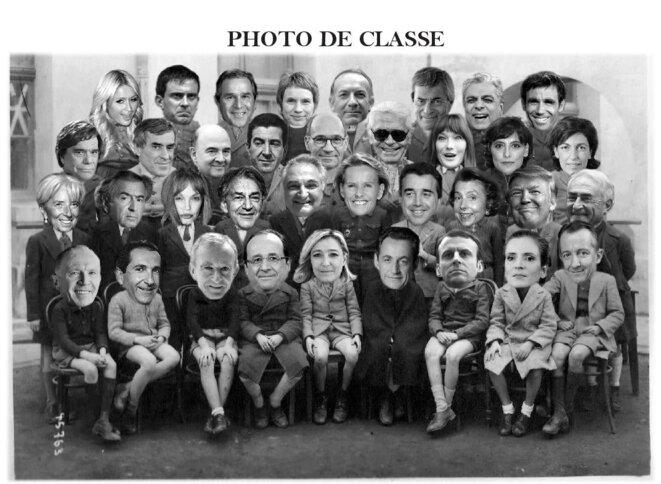 classe-dominants-page-001 © Collectif les Engraineurs, pour 20.000 Luttes