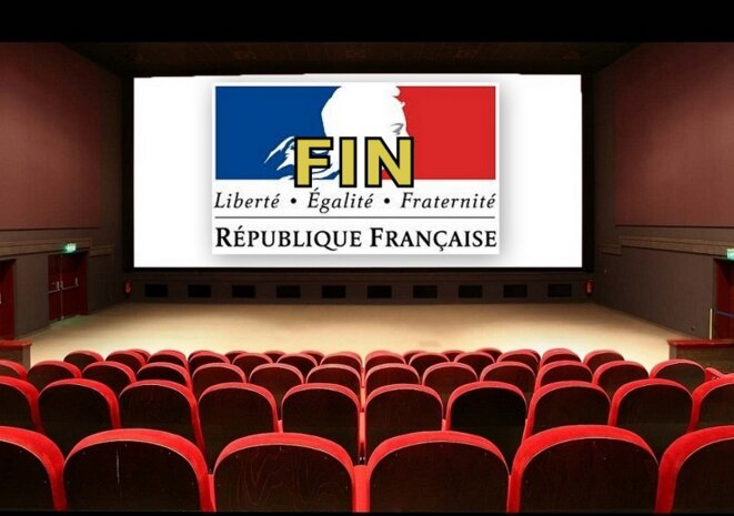 France, la fin du film ... © Pierre Reynaud