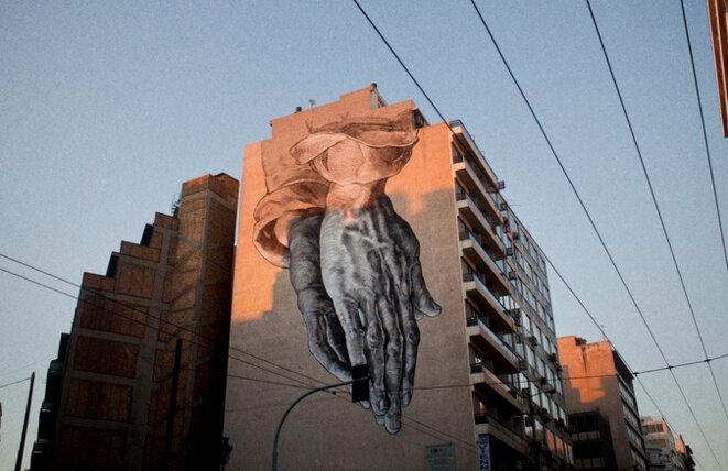 Athènes, 2015 © Myrto Papadopoulos