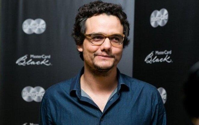 l'acteur Wagner Moura