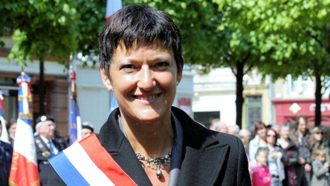 Anne Grommerch, députée maire Les Républicains (ex-UMP) de Thionville. © DR