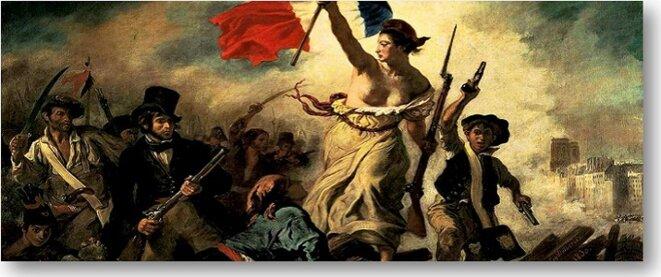 La République © Delacroix