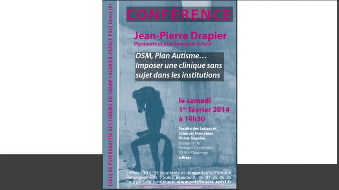 Conférence Drapier