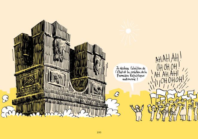 Petite histoire de la Révolution française © Grégory Jarry et Otto T.
