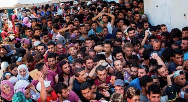 grece-refugies