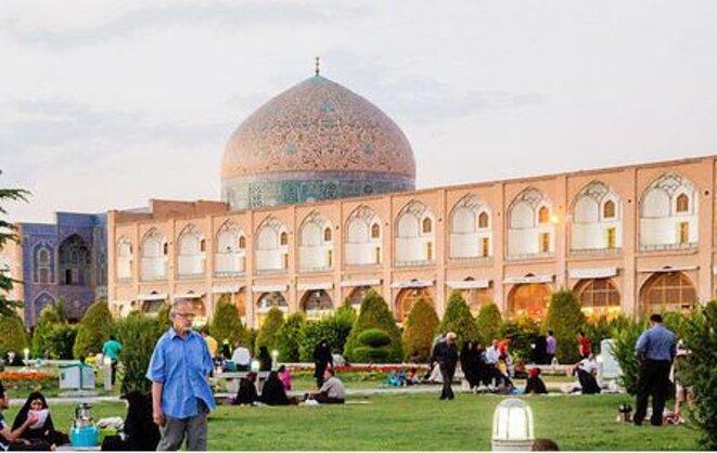 La gronde monte en Iran