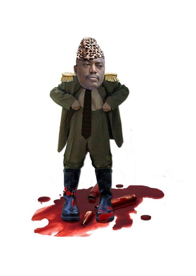 Kabila : Il est là à Paris 21/04/2016 , Il rase les Murs ... Freddy-mulongo-alias-joseph-kabila-kanambe-1