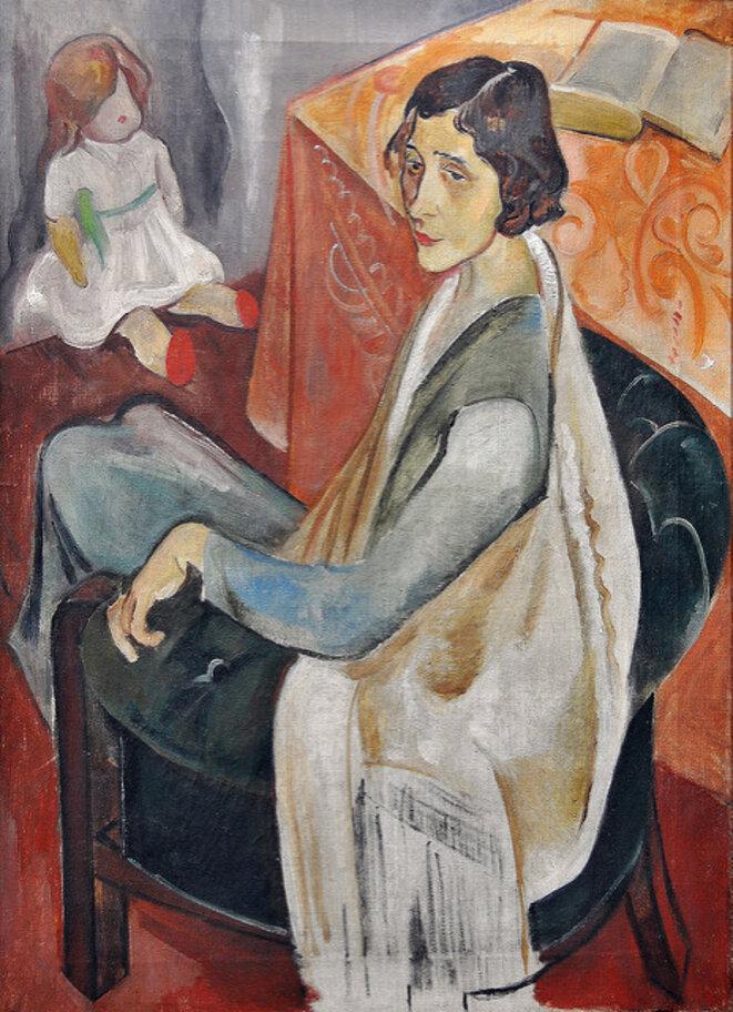 Portrait de Niclai Safyan Abrams © Musée Savitsky