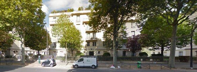 © Capture d'écran Street View