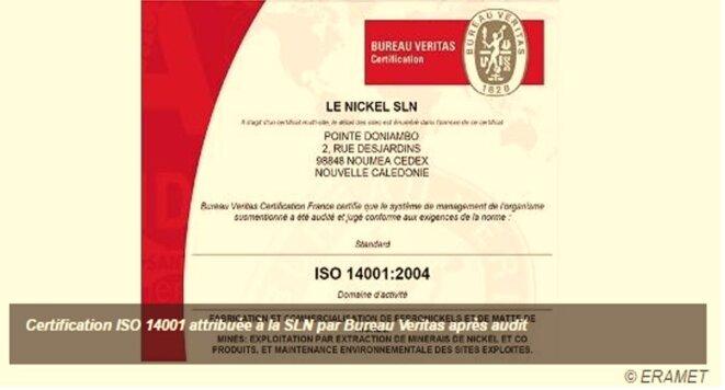 groupe-eramet-nouvelle-caledonie-sln-premiere-entreprise-miniere-et-metallurgique-certifiee-iso-14001
