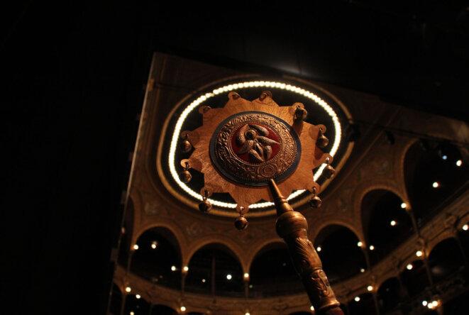 21 avril 2015, théâtre du Châtelet © Alain Devalpo