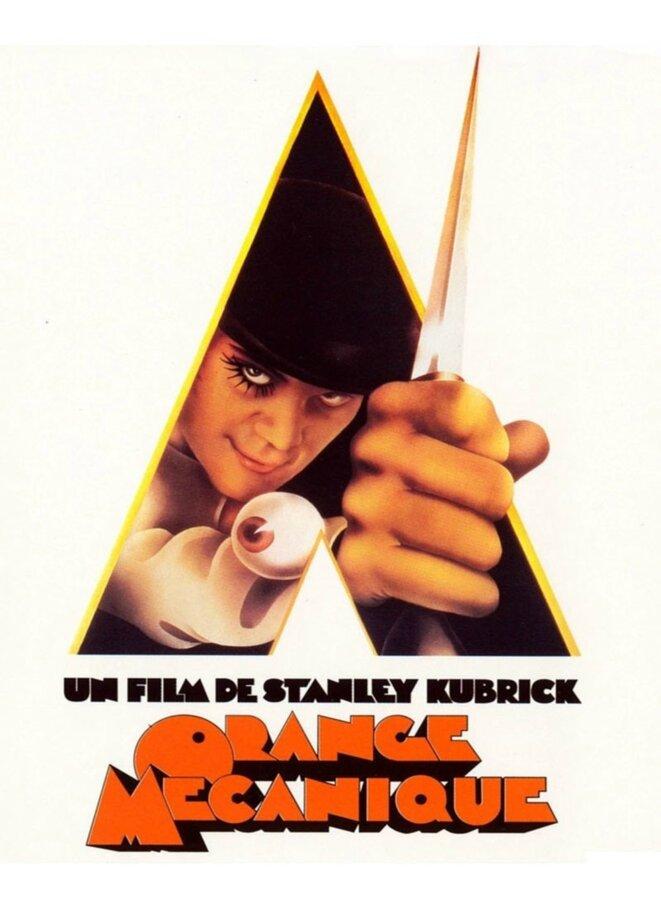 Affiche du film à sa sortie en 1971