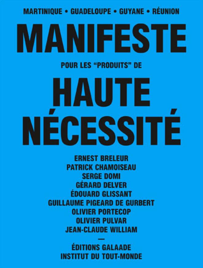 Le Manifeste publié en 2009.