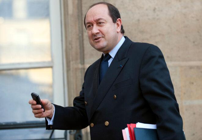 Bernard Squarcini, ancien patron du renseignement intérieur. © Reuters