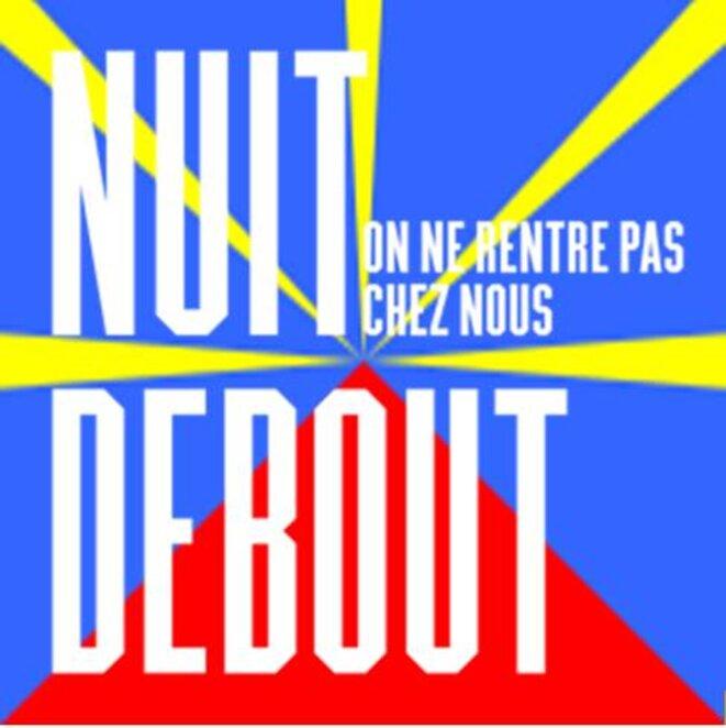 © Nuit Debout La Réunion