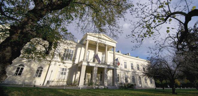 Le Palais CLAM-GALLAS à VIENNE