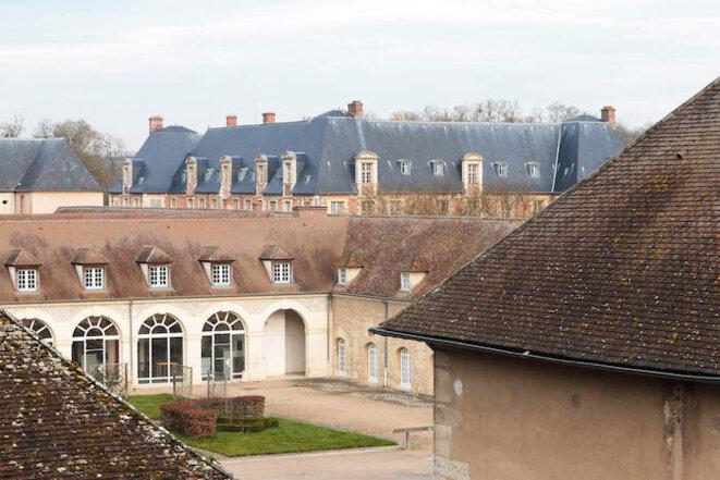 Le château de GRIGNON et ses écuries