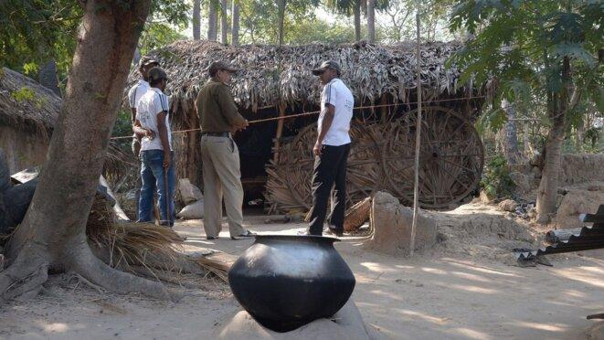 Enquête policière à Subalpur © DR