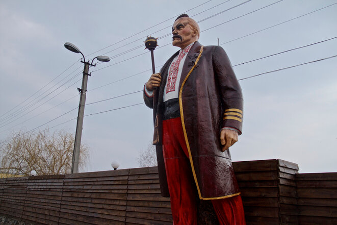 El Lenin de Tcherkassy. © Laurent Geslin