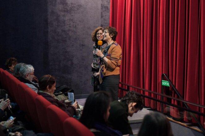 """Projection du film """"D'Autres voix"""" d'Iván Ruiz à Paris. © Alessandro Manna"""