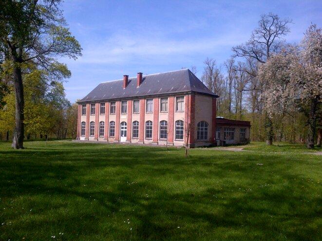Le Pavillon DEHERAIN à GRIGNON