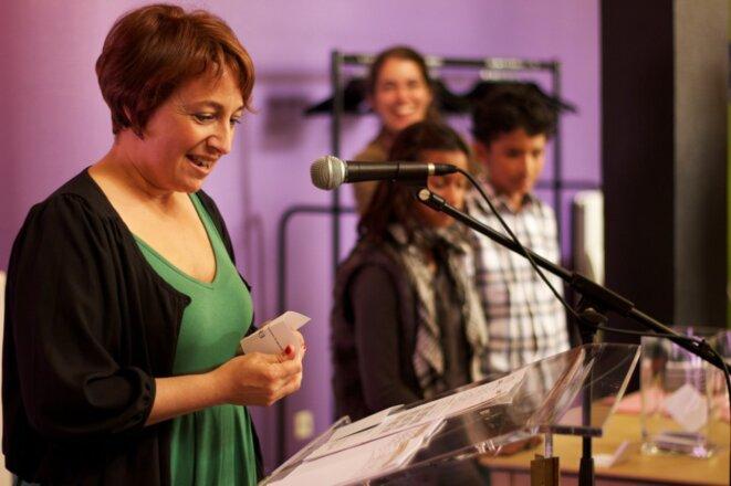 Isabelle Attard, députée qui a quitté EELV.