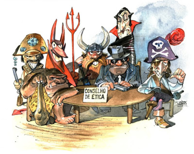 La commission éthique chargée de juger Dilma... © Edgar Vasques
