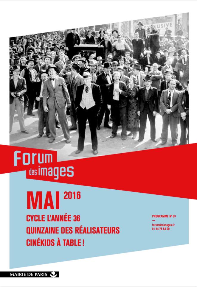 """Cycle """"L'année 1936"""" au Forum des Images"""
