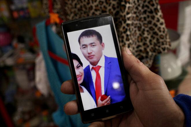 Nursultan Mirzahmetov a disparu. © Novaya Gazeta