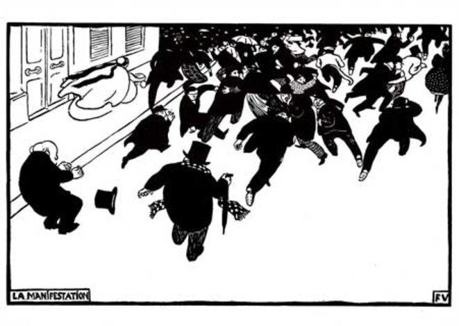 Manifestations © Félix Vallotton