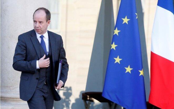 Divorce reformer: justice minister Jean-Jacques Urvoas. © Reuters