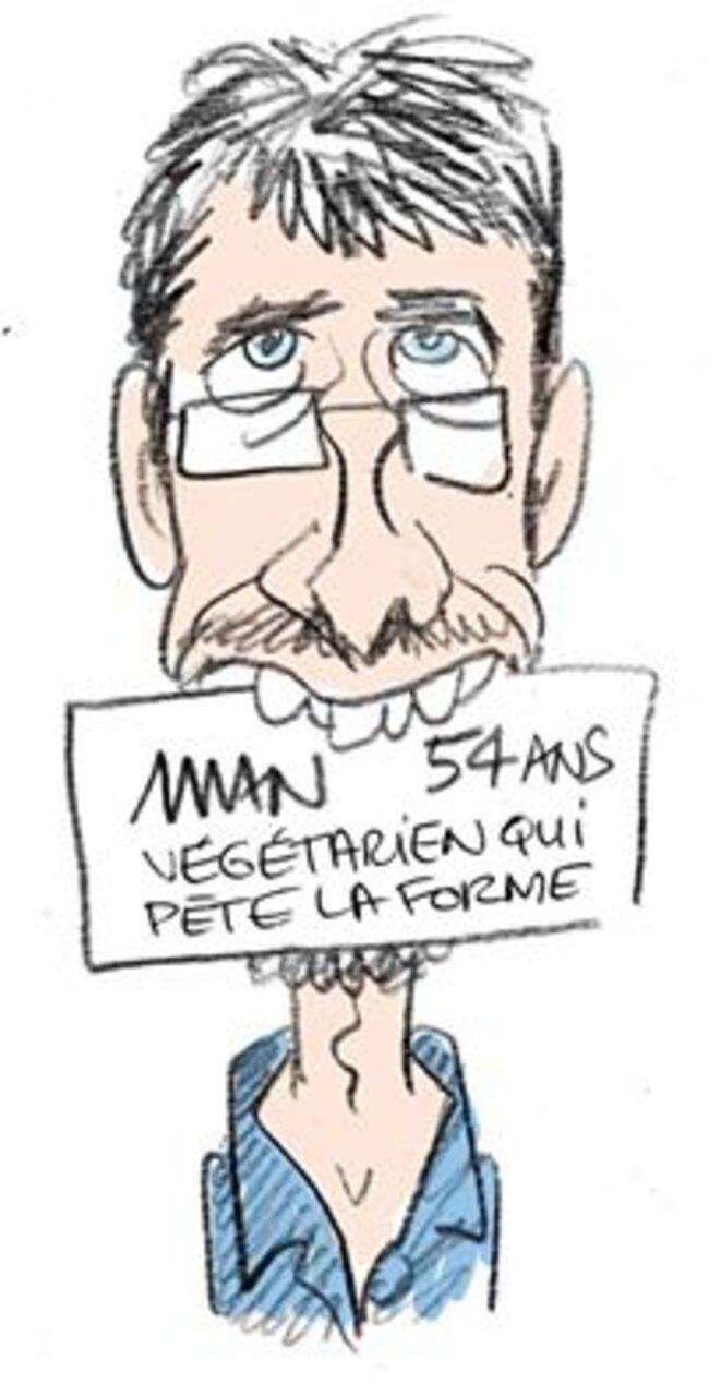 Man, dessinateur de presse © Man