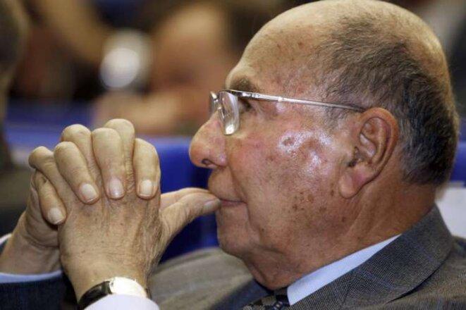 Serge Dassault convoqué comme témoin par le tribunal n'a pas daigné se déplacer. © Reuters